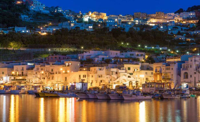 Transfer Capri in barca