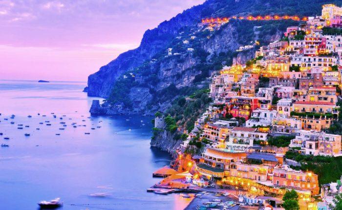 tour in barca amalfi coast